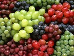 العنب فى الحلم