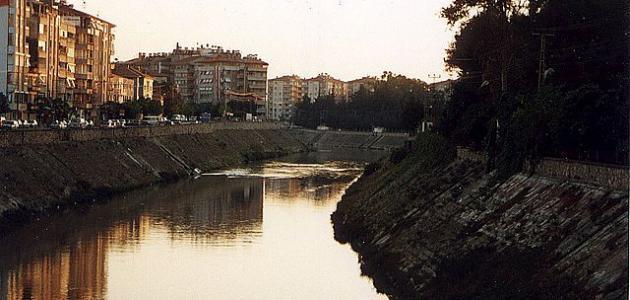 هل تعرف نهر العاصى؟