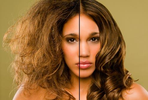5 نصائح لعلاج الشعر الجاف