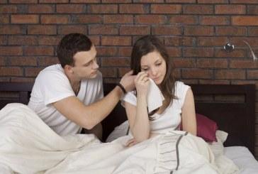 اسباب آلم اثناء العلاقة الحميمة عند المرأة