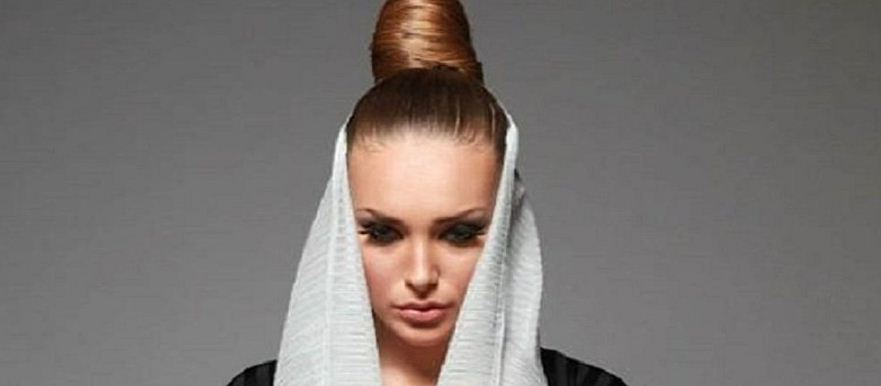 بالصور.. عارضة أزياء أوكرانية - سعودية تحصد شهرة واسعة في المملكة
