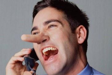 أنف الإنسان يكشف الكذب