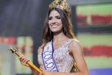 شاهد.. فتاة لبنانية تصبح ملكة جمال كولومبيا