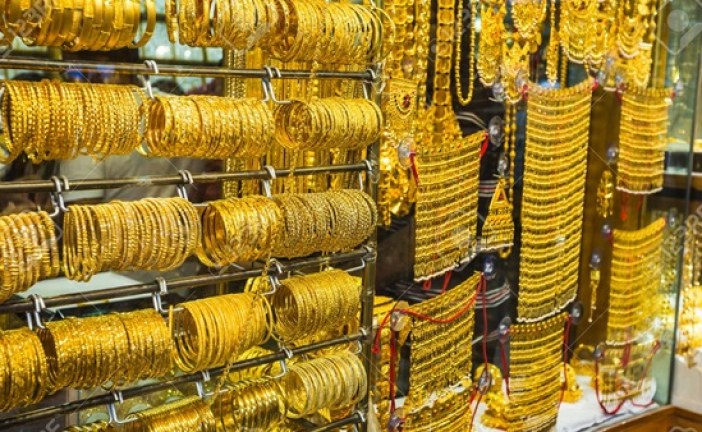 أسعار الذهب اليوم ترتفع في السعودية وتنخفض في مصر