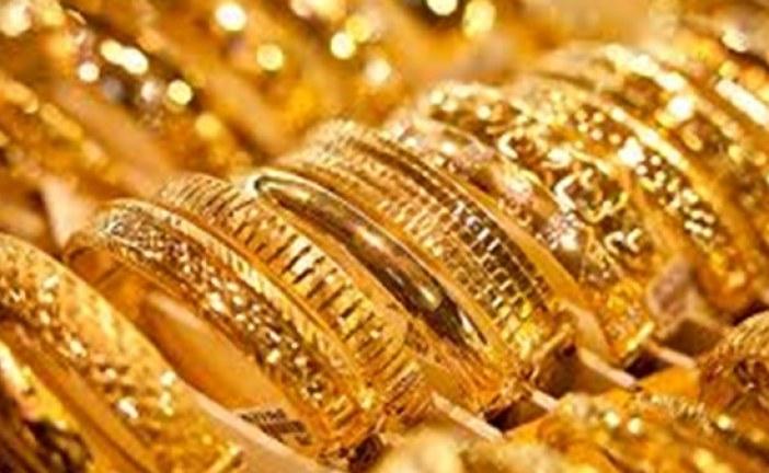 اسعار الذهب في مصر و السعودية تهبط 4 جنيه وعيار 21 يسجل 642 جنيه