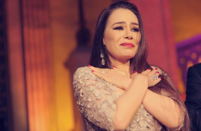 #شريهان تقدم 6 مسرحيات في #السعودية!