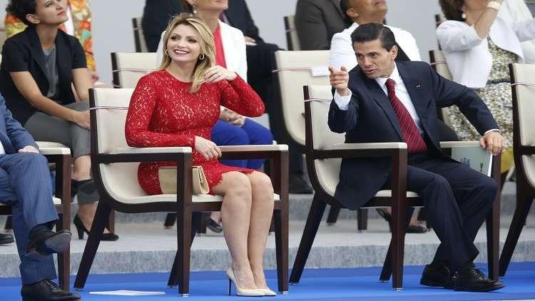 ندالة زوجة الرئيس .. تطلب الطلاق بعد انتهاء ولايته