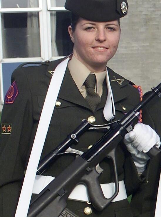 قصة تحول مجندة في الجيش الإيرلندي إلى زوجة متعةفي صفوف داعش