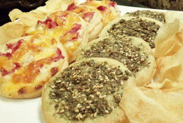 طريقة تحضير مناقيش الجبنة اللبنانية في المنزل